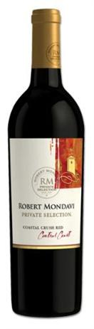 Robert Mondavi Winery Coastal Crush Red Private Selection